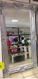 Beautiful Large Ornate Mirror