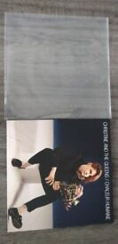 Christine and The Queens vinyl