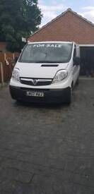 Vauxhall Vivaro 2.0tdi