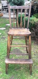 Vintage Architects Designers Chair in Beech