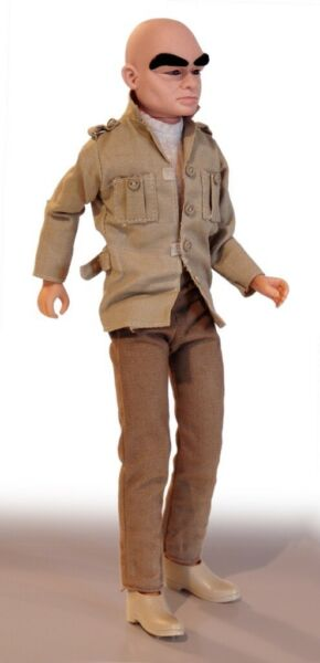 Thunderbirds 'The Hood' 12 inch Talking Action Figure by Carlton. for sale  Woking, Surrey