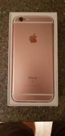 Pink iPhone 6s 64gb