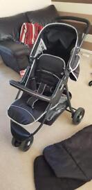 Hauck citi stroller Like New