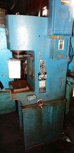 Denison Model Ro65lc201 Gap Frame Hydraulic Press
