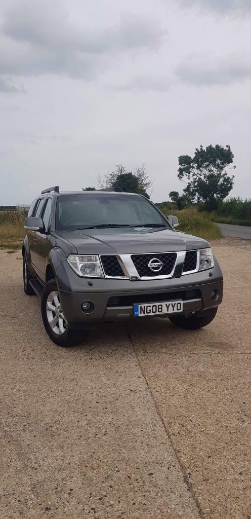 Nissan Pathfinder aventura 2008 | in Colchester, Essex | Gumtree