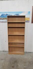 Oak Effect Bookcase No201005
