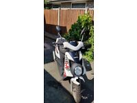 2017 50cc Sinnis Prime (spares only)