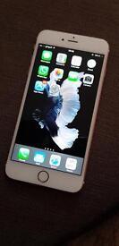 Iphone 6S Plus Rose Gold Factory Unlocked 16GB