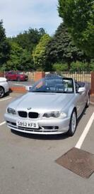 BMW 318Ci 2.0 convertible