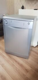 Beko DL1243AP Full Size Dishwasher for sale in Silver