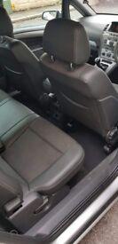 Vauxhall Zafira 7 Seater 1.9CDTI