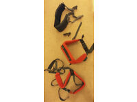 Various straps for bags etc