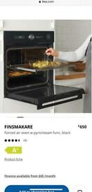 Microwave air oven cooker