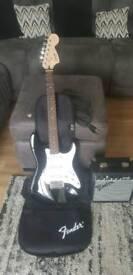 Fender squire