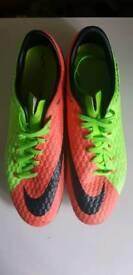 Nike hypervenom size 10