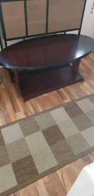 Mohoganna coffee table