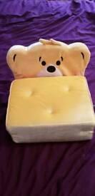 Build a bear chair / bed