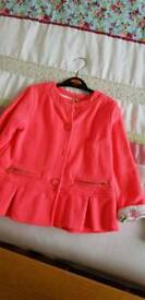 Girls Ted baker jacket 4-5yrs