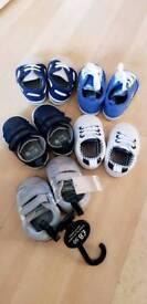0-3 boys clothes bundle