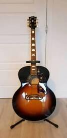 Gibson SJ 200 Standard Vintage Sunburst 2017