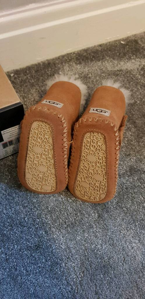 c62371a309f UGG toddler Caden boots size 2/3 - age 6-12 months | in Preston ...