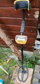 Garrat Euro ace 250Metal detector