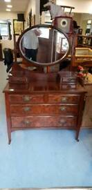 Dressing table mahogany for sale