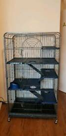 New Extra Tall Ferret Rat Chinchilla Cage