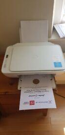 Printer HP + 3 Black Ink Cartridge - Deskjet 2700series