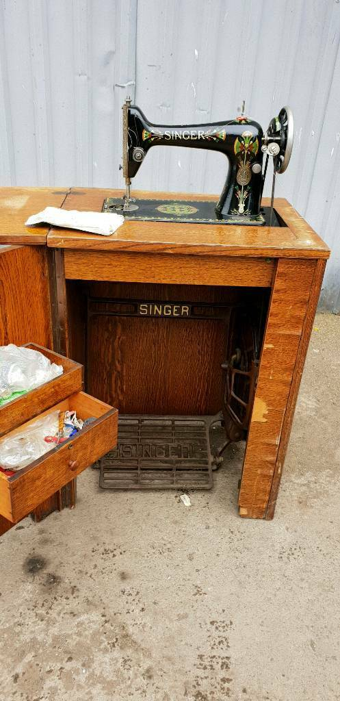 Singer Industrial Sewing Machine In Muirhouse Edinburgh Gumtree Stunning Gumtree Industrial Sewing Machine For Sale