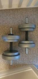 Weights exercise equipment fitness