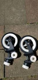 Bugaboo bee plus bee 3 front wheels