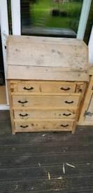 Bureau cabinet cupboard