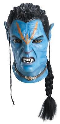 Herren Erwachsene Avatar Deluxe Jake Sully Maske - Avatar Jake Sully Kostüm