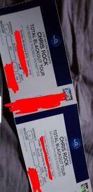 Chris rock tickets sunday 28th URGENT SALE
