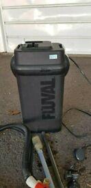 Fluval 406 large external filter for fish tank