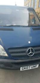 Mercedes Sprinter MWB immaculate Low Millege