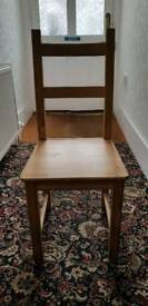 11 Woden Chairs For Sale