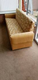 SOFA BED SETTEE SET OF 2