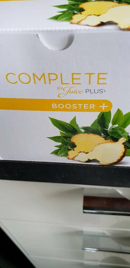 Juice plus diet plan, 90 boosters and 2 packs of chocolate and 1 vanilla shakesin Bathgate, West Lothian - 90 juice plus boosters and 2 pack of chocolate shake and 1 pack vanilla shake, looking for £100 for this whole package, collection only contact jenn for more info 07576426291