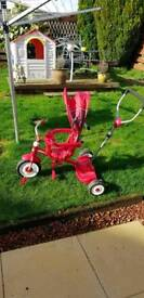 Radio Flyer Stand and Ride