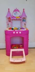Kitchen Toy for girls with lot of foods and cooking sounds