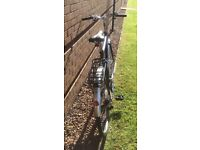 Ridgeback Mens' hybrid bycicle in good condition