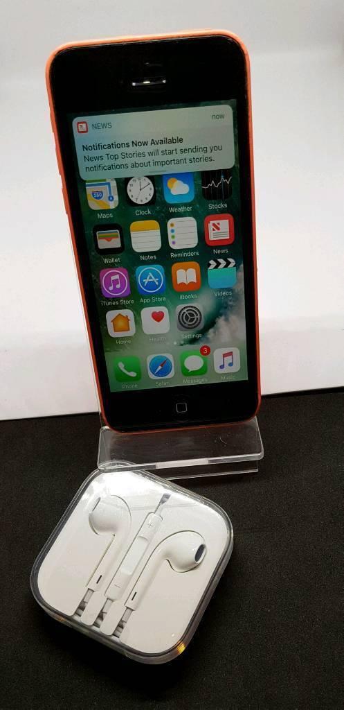 8gb unlocked Apple iphone 5c