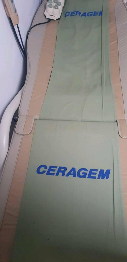 Ceragem Massage Bed with infra red Heat   in Manchester   Gumtree