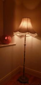 Antique Standard Lamp