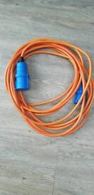 240v Camping Power Supply Lead