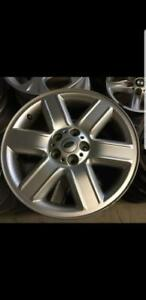 "SPECIAL SPECIAL 4 Land rover wheels 19"" original"