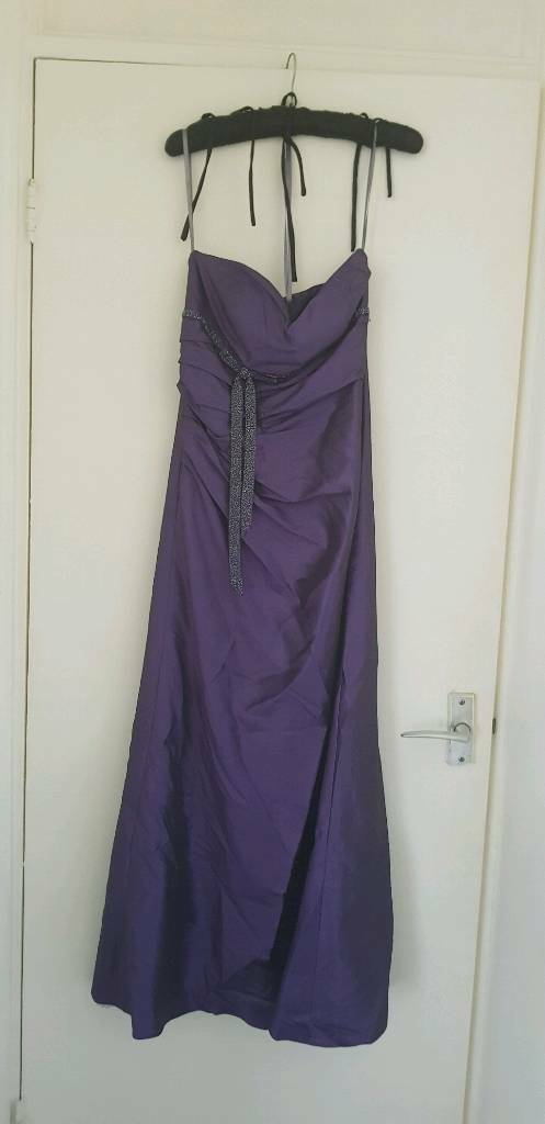 Purple prom/ bridesmaid dress size 10 | in Hull, East Yorkshire ...