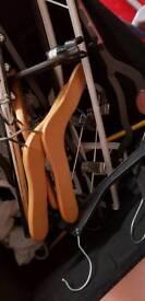 Assorted hangers